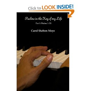 Psalms in the Key of my Life, Amazon link