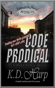 Spencer code prodigal webpage
