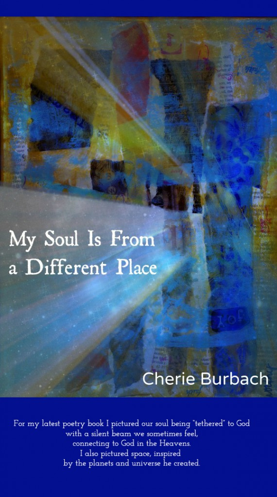 My Soul is From a Different Place-Book Cover