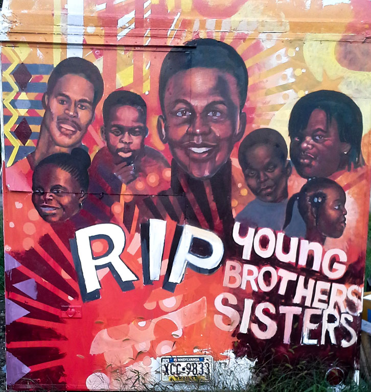 RIP Young Brothers and Sisters