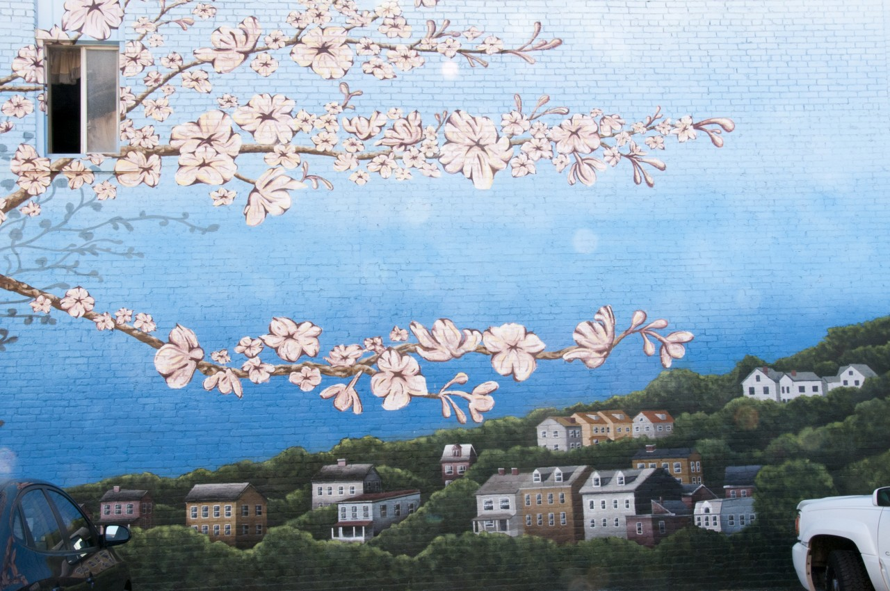 Mount Washington Mural